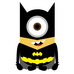 Batman Minion Color