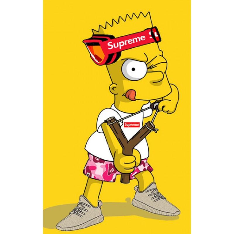 Supreme The Simpsons: Supreme Bart 02