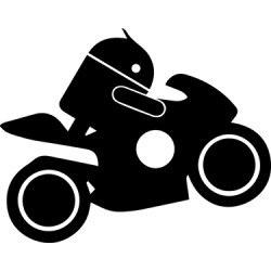 Android on Motorcycle
