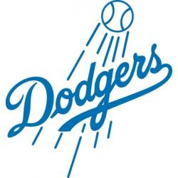 "Dodgers Logo ""Single Color"""